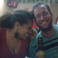 Photo taken at Ponto de Prosa Espetinho by Francielle D. on 6/6/2014