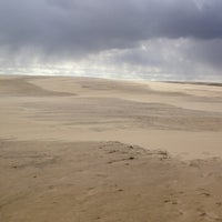 Photo taken at Jockey's Ridge State Park by Beau L. on 2/17/2013