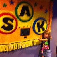 Photo taken at SAK Comedy Lab by Dolly L. on 7/14/2013