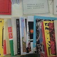 Photo taken at Librería Dadá by Alejandro Á. on 5/2/2014