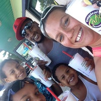 Photo taken at Tropical Smoothie Café by Catherine M. on 6/20/2014