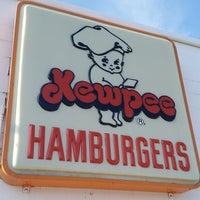Photo taken at Kewpee Hamburgers by Tyler S. on 8/17/2014