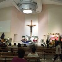 Photo taken at Santuario de San Vicente de Paul by bR s. on 3/24/2016