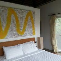 Photo taken at Samanea Resort Khao Yai by Rosie E. on 9/20/2013