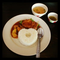Photo taken at Chicken Chef by J. on 10/18/2012