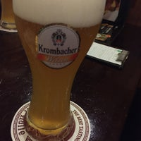 Photo taken at 비어할레 / Bier Halle by yabcool7 on 10/1/2015