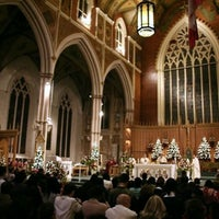 Photo taken at St. Michael's Cathedral by Andria F H. on 12/25/2015