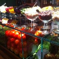 Photo taken at Olea Mozzarella Bar by Julie A. on 3/15/2013
