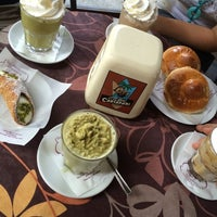 Photo taken at Pasticceria Graniteria Etna by Sandybelle on 7/28/2014
