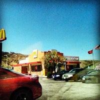 Photo taken at McDonald's by Kouros M. on 4/20/2013