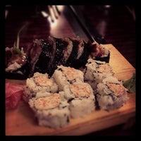 Photo taken at Asahi Sushi by Linda Y. on 11/18/2012