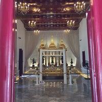 Photo taken at เทวสถาน (โบสถ์พราหมณ์) Dhevasathan (Brahmin Shrines) by Eartravit M. on 9/16/2016