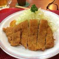 Photo taken at Tonkatsuya by Mon M. on 5/2/2014