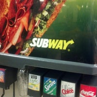 Photo taken at SUBWAY by Don M. on 11/15/2012