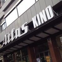 Photo taken at Kino Atlas by Eliška B. on 10/24/2014