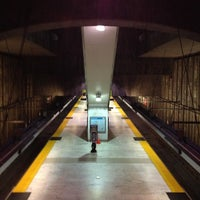 Photo taken at Glen Park BART Station by Ethan T. on 11/6/2012
