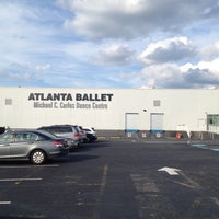 Photo taken at Michael C. Carlos Dance Centre - Atlanta Ballet by Ethan T. on 6/9/2014