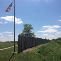 Photo taken at Fort Meigs State Memorial Park by Amelia A. on 5/25/2013