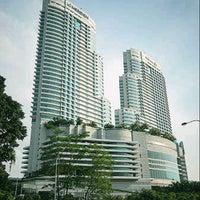 Photo taken at Hilton Kuala Lumpur by Faizal R. on 2/8/2013