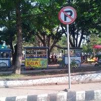 Photo taken at Taman Kota Metro by HARDIAN S. on 5/23/2014