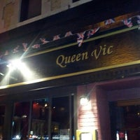 Photo taken at Queen Vic by Melody d. on 12/14/2012