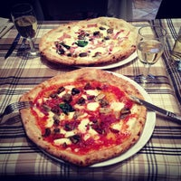 Photo taken at Pizza Ciro by Anastasia K. on 2/25/2013