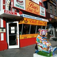 Photo taken at Ben's Chili Bowl by Robert C. on 2/16/2013