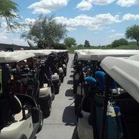 Photo taken at Karsten Golf Course by Jim H. on 4/10/2013