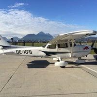 Photo taken at Hangar 8 by wikipippi on 11/21/2014