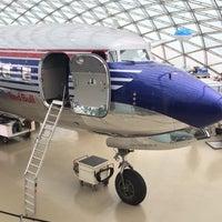 Photo taken at Hangar 8 by wikipippi on 7/15/2016