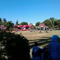 Photo taken at Alun Alun Bondowoso by D'Portero G. on 8/17/2013