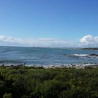 Photo taken at Britannia Bay by Darren B. on 7/5/2014