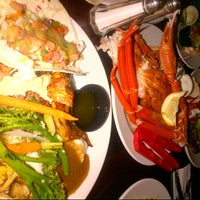 Photo taken at Borgata Buffet by Lee-Lee on 8/29/2013