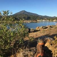 Photo taken at Corte Madera Creek by Jim H. on 11/7/2015