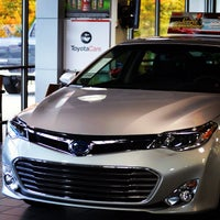 Photo taken at Serra Toyota by asianbama on 11/19/2013