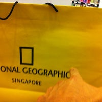 Photo taken at National Geographic Store by zArchitect V. on 10/29/2012