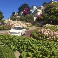 Photo taken at Russian Hill by Marton K. on 6/20/2016
