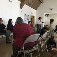 Photo taken at Crenshaw United Methodist Church by Carol 'Red E. on 11/7/2015