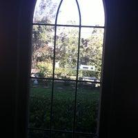 Photo taken at Village Church by Carol 'Red E. on 12/10/2012