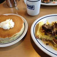 Photo taken at IHOP by Jerome G. on 3/19/2013