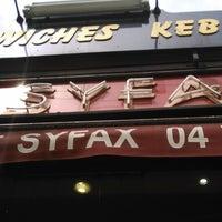 Photo taken at Syfax Kebab by Arnaud M. on 5/21/2014