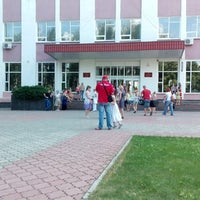 Photo taken at Sumy State University by Сергей Ш. on 5/25/2014