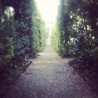 Photo taken at Giardino di Boboli by jaireh t. on 6/3/2012