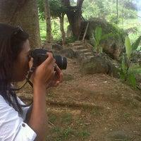 Photo taken at Cherokee arung jeram by Veronica L. on 2/23/2012