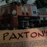 Photo taken at Paxton's Grill by Vickie S. on 9/14/2012