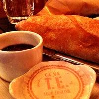 Photo taken at Ca Va Brasserie by Jack R. on 3/3/2013