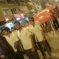 Photo taken at Atatürk Bulvarı by . .. on 5/19/2015