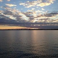 Photo taken at Woody Point by Stasha on 7/4/2014