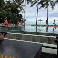 Photo taken at Le Méridien Koh Samui Resort & Spa @ Pool Bar by Watcharaporn P. on 5/18/2014