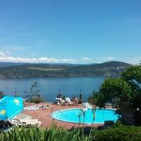 Photo taken at Lake Okanagan Resort Kelowna by Travis L. on 6/21/2014